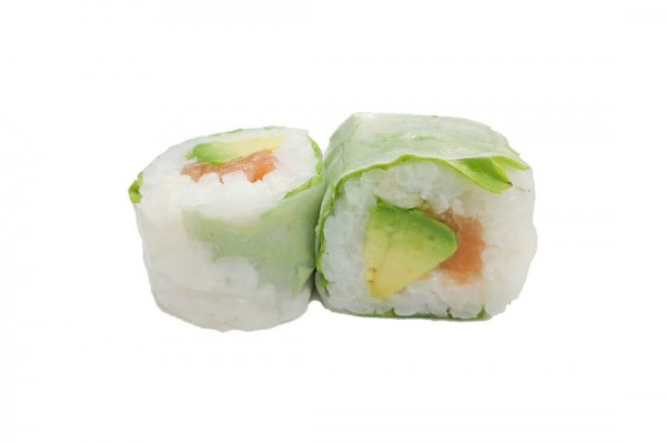 Spring roll Saumon avocat