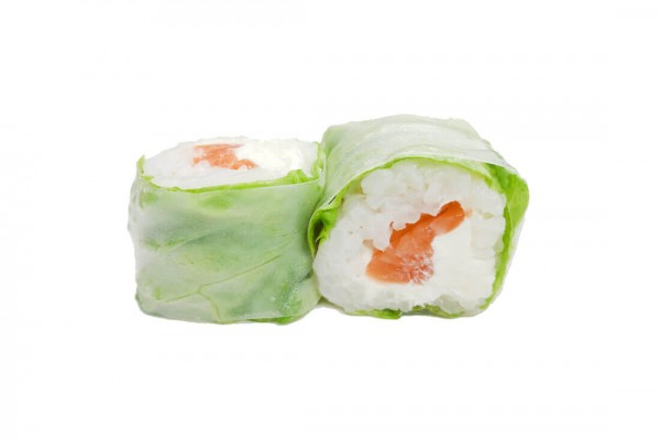 Spring roll Saumon fromage