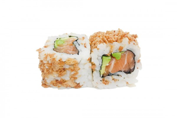 Crousti roll Saumon avocat