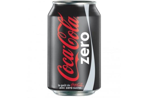 Coca Zéro (33cl)