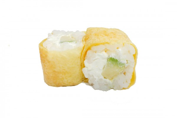 Egg roll Fromage avocat