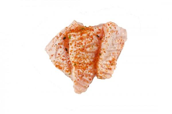 Sashimi Saumon tataki spicy...