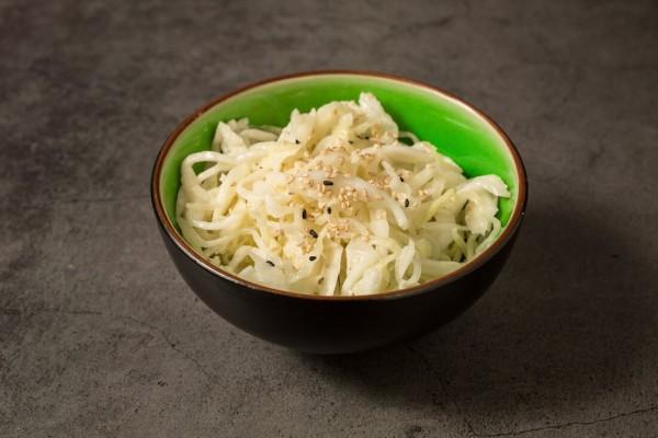 Salade de choux blancs