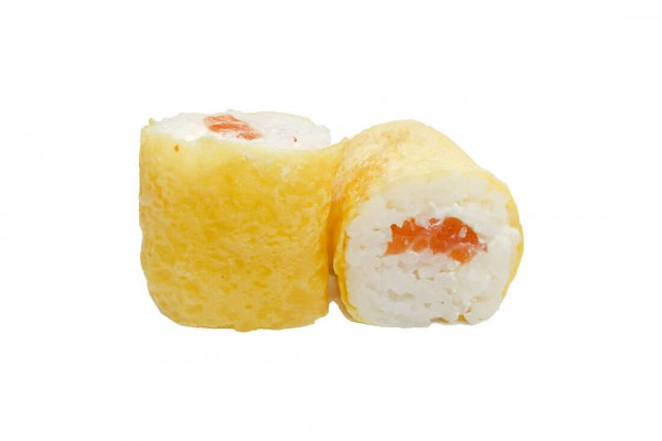 Egg roll Saumon fromage