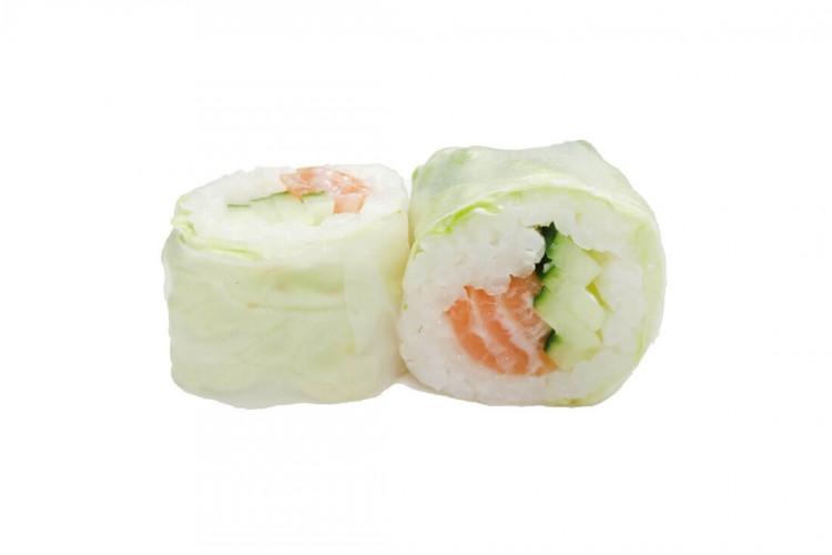 Spring roll Saumon concombre