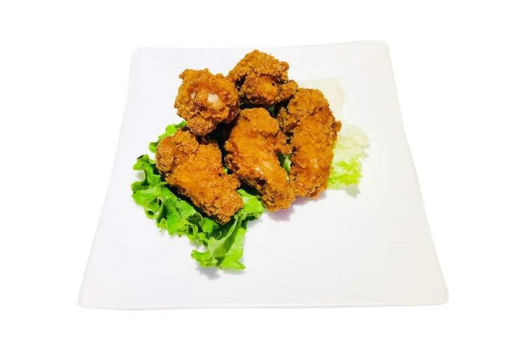 Crunchy wings