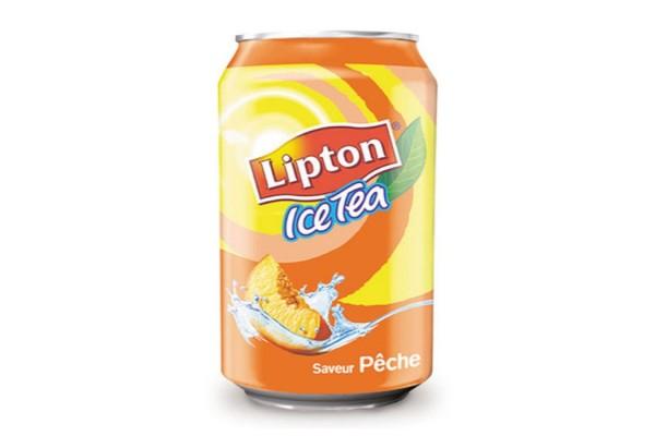 Ice tea pêche (25cl)