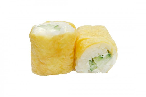 Egg roll Fromage concombre