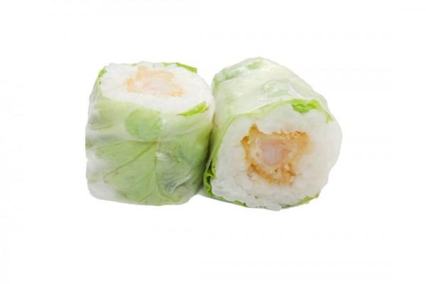 Spring roll Tempura crevette